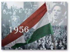 Megemlékezés az 1956-os forradalom és szabadságharc mártírjaira.