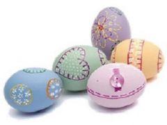 Húsvéti kézműves foglalkozás
